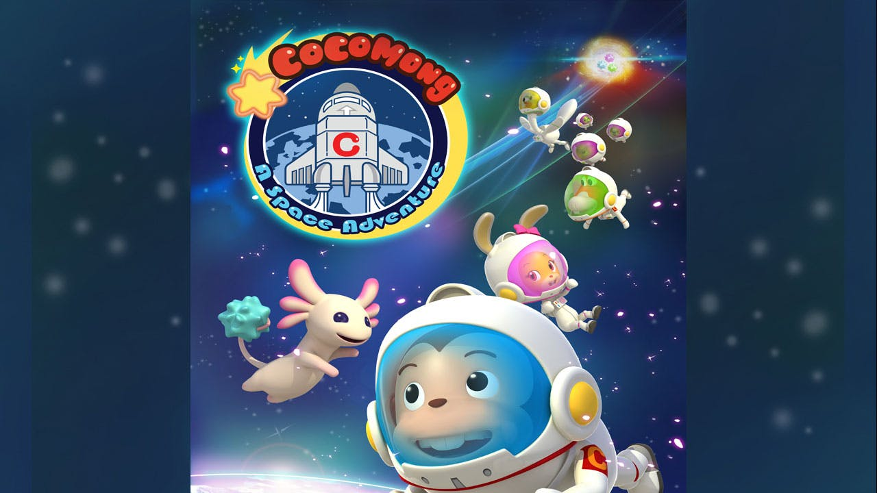 Cocomong: A Space Adventure - Russian