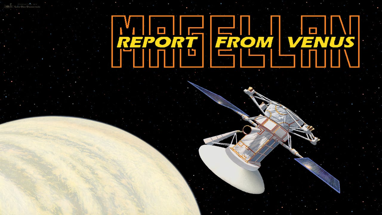 MAGELLAN: Report From Venus