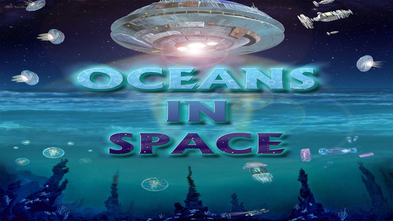 Oceans In Space - Arabic