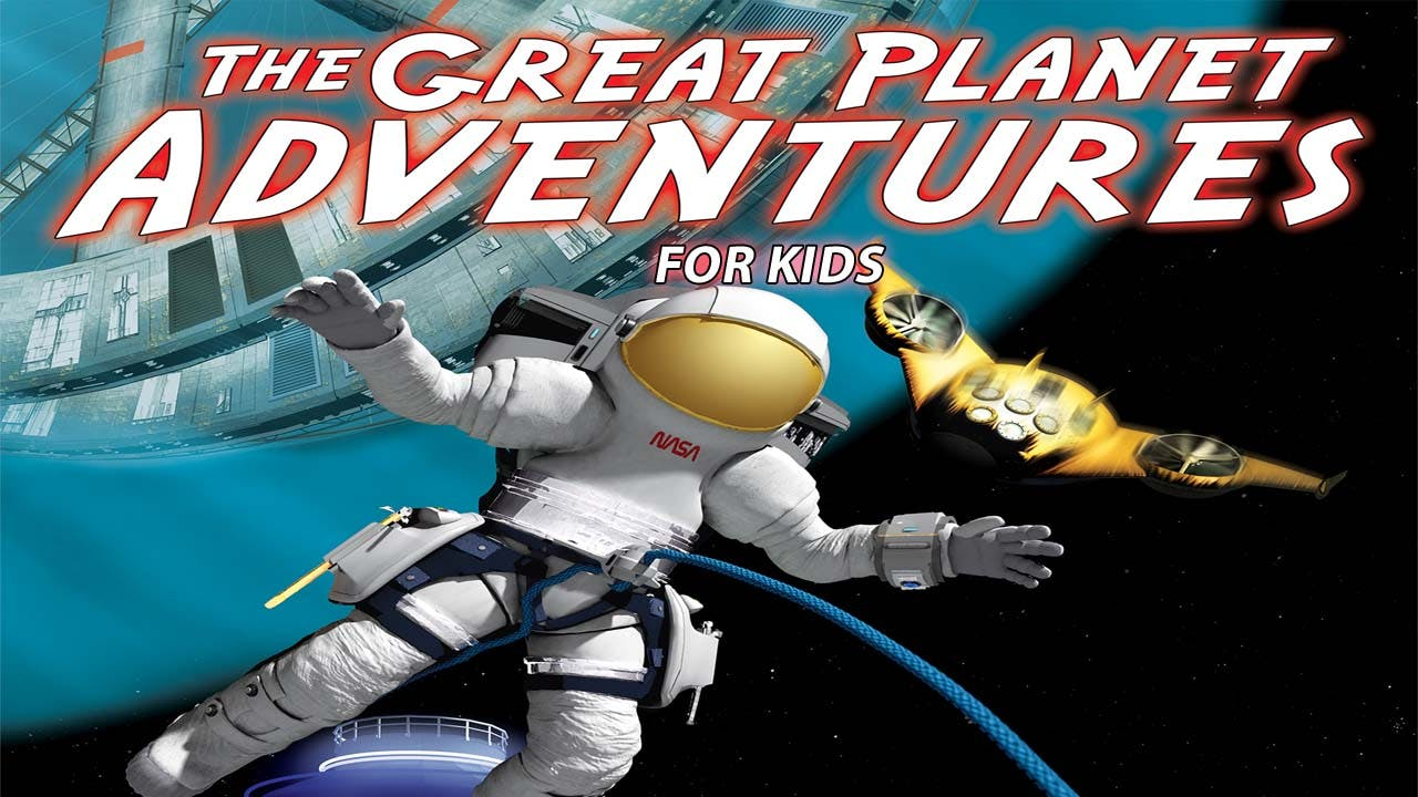 The Great Planet Adventures for Kids