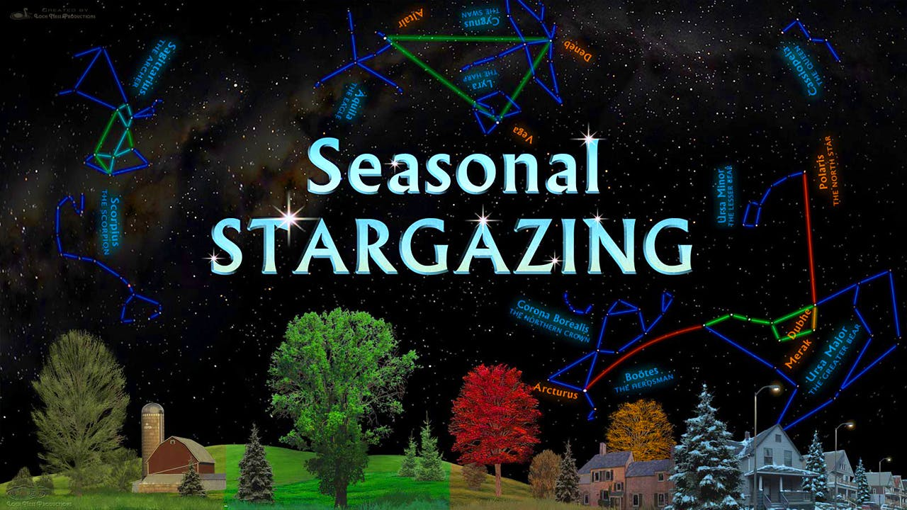Seasonal STARGAZING Mini shows
