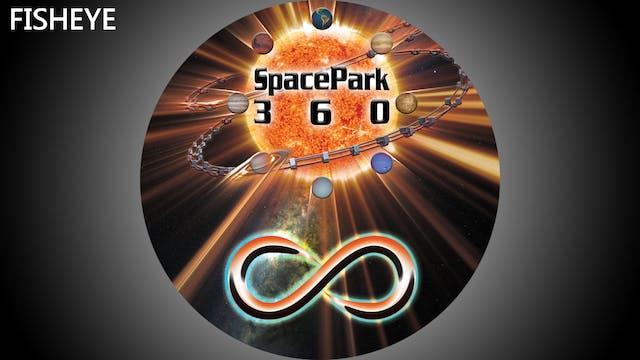 SP3I ride 1: Skylab - fisheye
