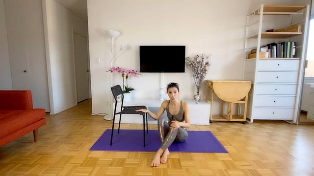 Quick Abs with Chair L2