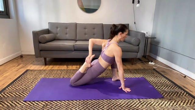 Quick Stretch - 8 min