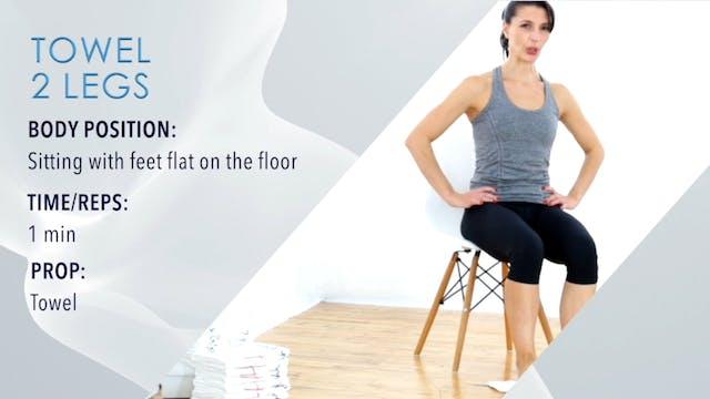 Foot Focus Level 2 Workout A - 5 min