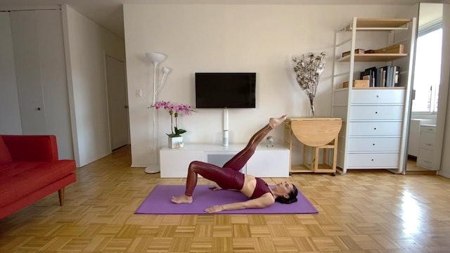 Pilates Mat & Balance - 47 min