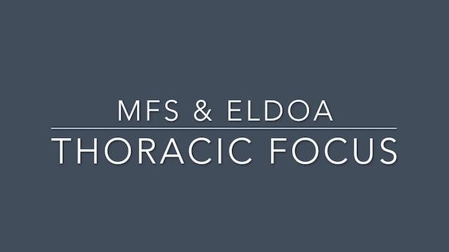 #1 MFS & ELDOA Thoracic Focus