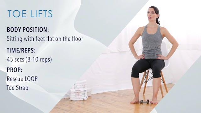 FOOT Focus Level 2 Workout B - 6 min