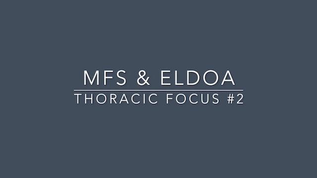 #5 MFS & ELDOA Thoracic Focus