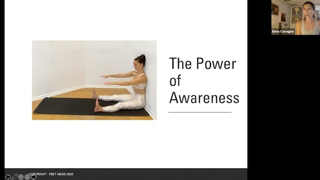 Zoom Call - The Power of Awareness