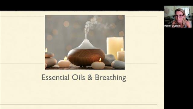 Essential Oils & Breathing