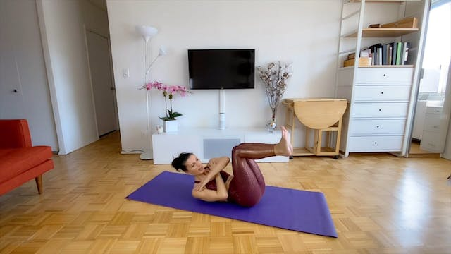 9 Parts of the Abs - 9 min