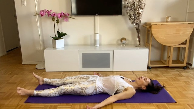 Breathing: Relaxation - 11 min