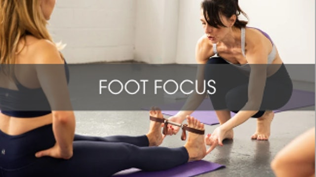 FOOT FOCUS