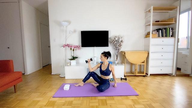 Stabilize your Shoulder - 26 min