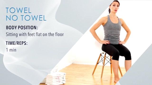 Foot Focus Level 1 Workout A - 8 min