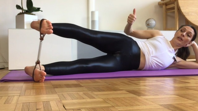 Glutes with Rescue LOOP - 15 min