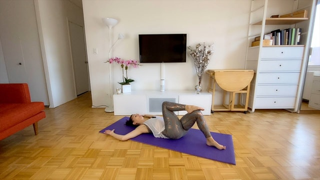 Pelvis and Lower Back Release - 25 min