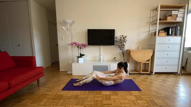 Spinal Articulation - 25 min