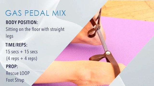 Foot Focus Level 1 Workout B - 7 min