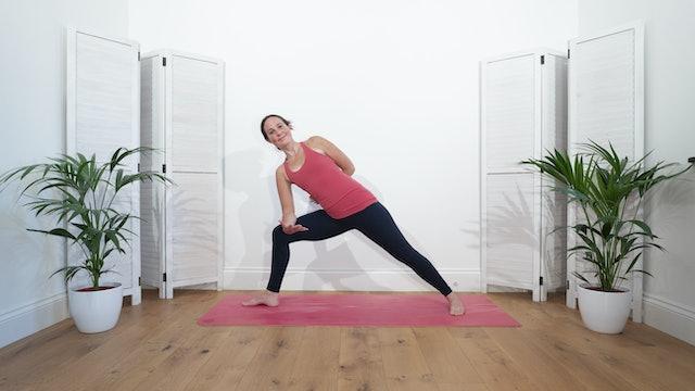 Active shoulder mobility