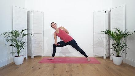 Felicity Wood Yoga Video