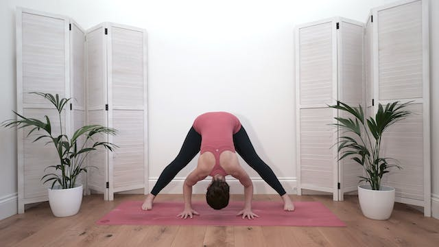 15-minute active stretch