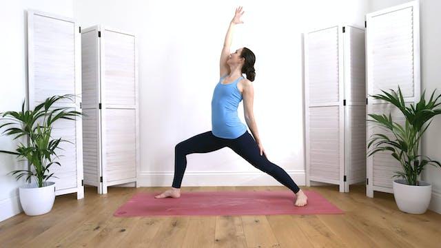 Energising pregnancy flow