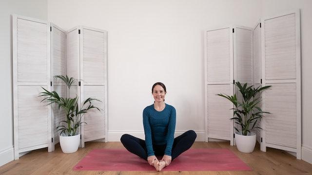 Inner & outer hips: strength & flexibility