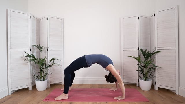 15-minute active stretch flow