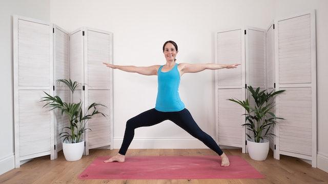 Breath focused whole body release