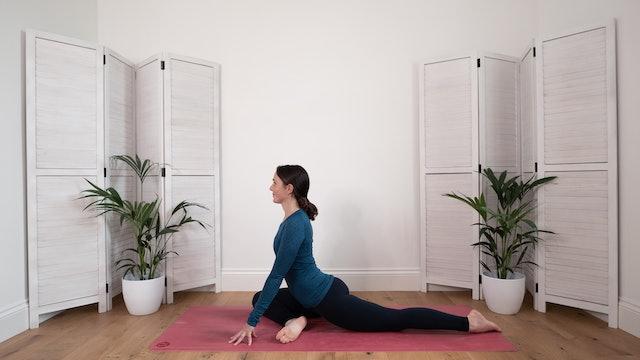 Glutes & external rotators: strength & flexibility