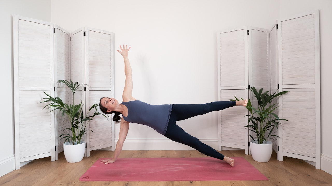 YOGA FOR YOUR CORE