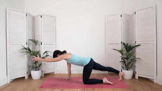Gentle core & pelvic floor strength