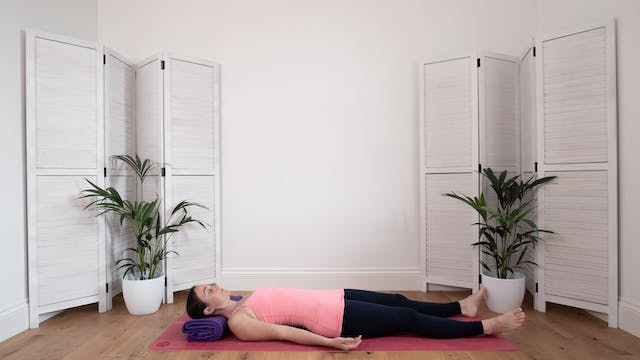 Guided relaxation for the body & mind