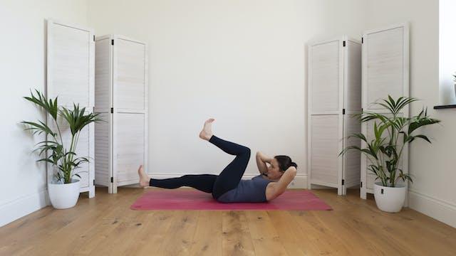 Strengthening flow