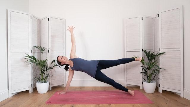 Side & rotational core strength