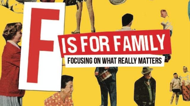 F Is For Family Sermon Guide