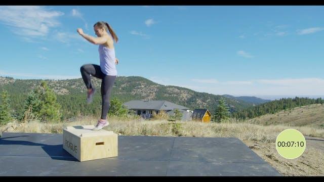 Day 17 - Jumpstart to Health