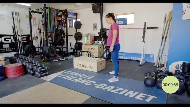 Day 7 - Jumpstart to Health