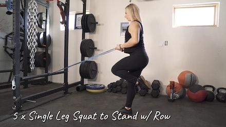Féroce Fitness Video