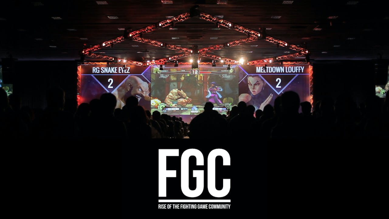 FGC: Rise of the Fighting Game Community (Deluxe Edition)