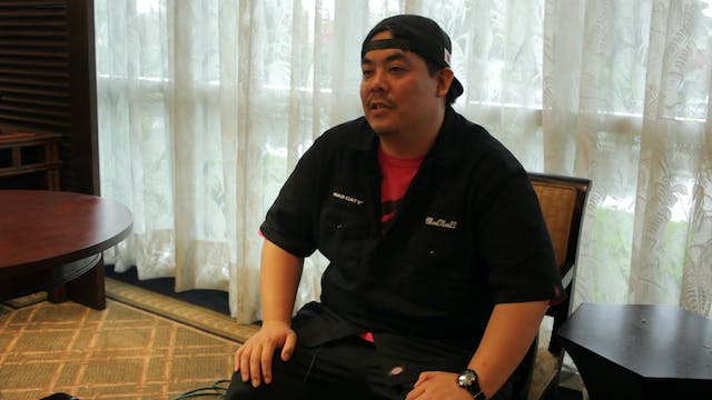 MarkMan: Extended Interview