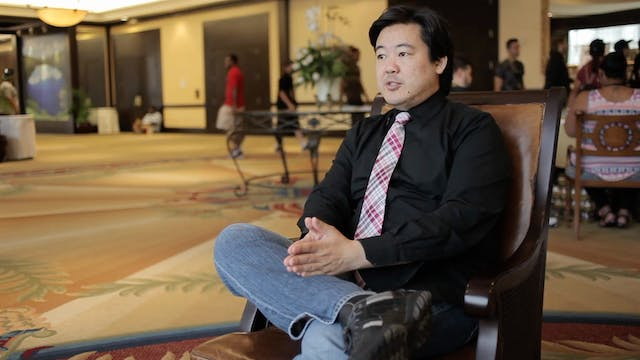 James Chen: Extended Interview