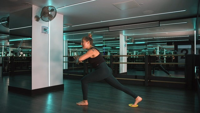 Sculpt [Lower Body] with Erin Lagasse