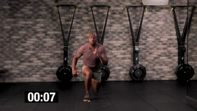 Cardio HIIT with Troy Brooks