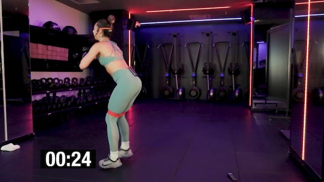 HIIT 45 [Lower Body] with Stephanie O...