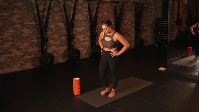 Mobility & Myofascial Release with Su...