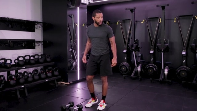 HIIT 30 with Curtis Williams