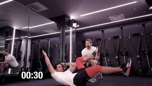 HIIT 30 with Andrew Mariani